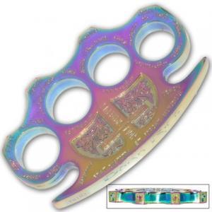 China Constantine Brass Knuckles (Titanium Blend) on sale