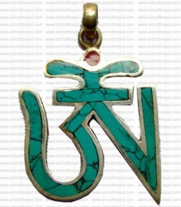 China Om Pendant on sale