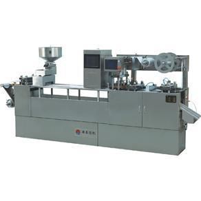 China DPB-250S Model Servo Photography Detection Forming Alu Blister Packing Machine on sale