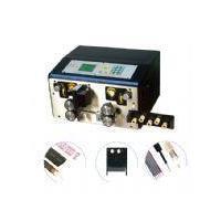 China Flat Dual Core Wire Stripping and Cutting Machine MWSM-001F on sale