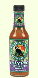 China Tropical Pepper Co. Calypso Hot Pepper Sauce on sale