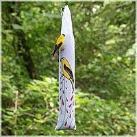 China Perky-Pet Thistle Sack Finch Feeder with Clip Strip on sale