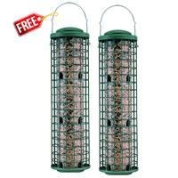 China Buy 1 Get 1 FREE - Perky-Pet Fortress Squirrel Resistant Bird Feeder on sale