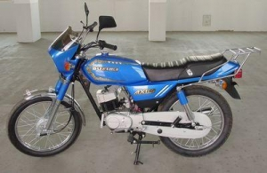 China Motorcycle AX100 on sale