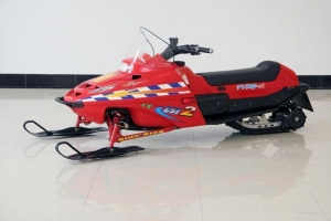 China 125CC Snow Motorcycle on sale