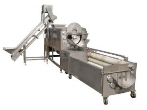China Potato Chips Processing Line on sale