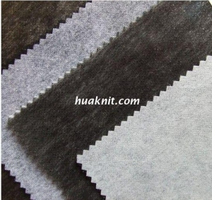 China Polyester nylon non woven fabric on sale