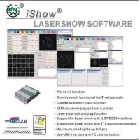 China Laser ILDA Software I Show software on sale