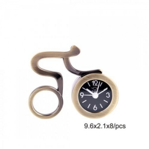 China Cycling Sports Desk Clock AM0067A supplier