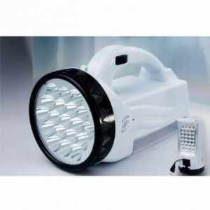 China 19 + 29 LED EMERGENCY RECHARGEABLE SPOTLIGHT[19LED_SPOTLI] on sale