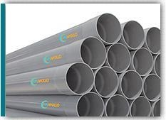 China uPVC Pressure Pipes Socket Fit Pipes on sale