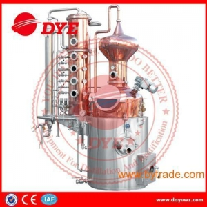 China Alcohol distilling machine on sale