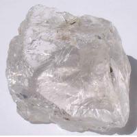 quartz facet rough