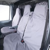China Car Seat Covers Commercial Van Seat Covers Set on sale