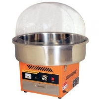 Japanese bbq oven Cotton Candy Machine with Cover