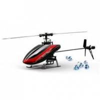 WALKERA Mini CP 6CH Flybarless 6-Axis Gyro Telemetry Helicopter Body Only NO TX ART