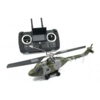 China Hubsan FPV Lynx Fixed Pitch 4 Ch Helicopter w Live Video Cam 2.4Ghz RC RTF on sale