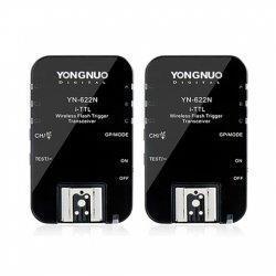 China YN-622N Wireless TTL Camera Flash Trigger Set For Nikon DSLR on sale