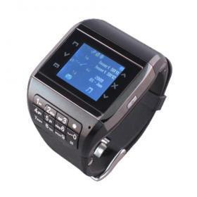 China Dual SIM Watch Phone Q8 w/ bluetooth, mp3, mp4, camera, keyboard on sale