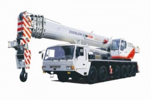 China Zoomlion truck crane on sale