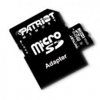 Patriot PSF32GMCSDHC10 32GB microSDHC Class 10