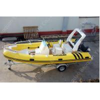 RIB boat RIB boat