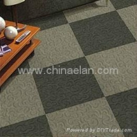 China Cut & loop pile tufted carpet polypropylene on sale