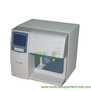 China Cheap Medical 3-differ semi-automated hematology Analyzer of stable quality and CE approve-MSLAB06 on sale