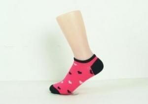 China 2014 New style jacquard women knitted socks on sale