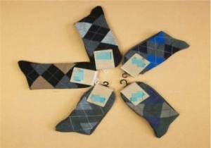 China OEM custom made men cotton sport socks on sale