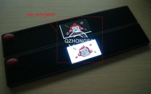 China 2014 New Products Monkey Logo Light Bar Mat on sale