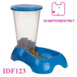China American Seat-Style Dog Feed Trough Pet Drinking on sale