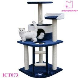 China Cat Tree House on sale