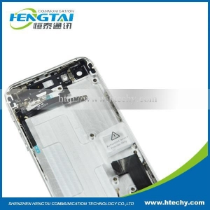 China For iPhone 5G Full Housing Complete with Battery Cover Door+Middle Frame+Flex+Button Assembly on sale