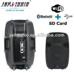 China WIFI Active Speaker Power Pro Audio Speakers on sale