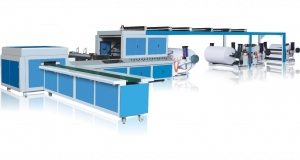 China HQ-C Series computer servo motor four rolls A4 copy paper cutting machineDATA:2013-09-27 on sale
