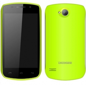 China Doogee DG110 Android4.2 4.0inch Mtk6572 Dual core 1.0Ghz Rom512MB+Rom4GB on sale