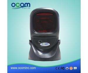 China Barcode Scanner High Scan Rate Desktop Omni-directional Barcode Scanner on sale