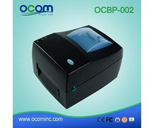 China Barcode Label Printer OCBP-002: Thermal Transfer and Direct Thermal Barcode Label Printer on sale