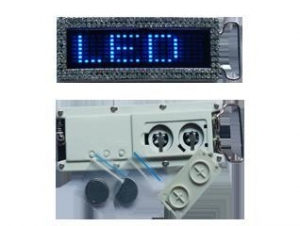 China Lighting party Gift Product No.: LED Badge/buckle 09 on sale
