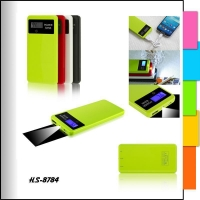 credit card size power banks HS-8784