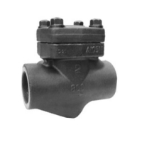 Forged Steel Lift Check Valve, RP Forged Steel Lift Check Valve, RP