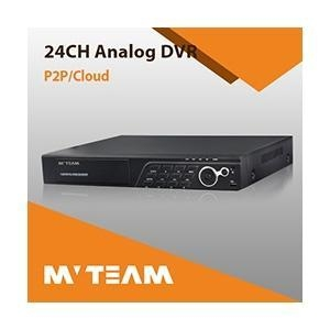 China MVTEM 24ch H.264 DVR Manufacturer MVT-6524 on sale