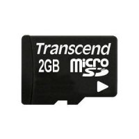 Transcend Micro SD Card 2GB
