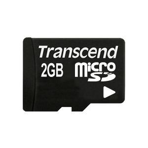 China Transcend Micro SD Card 2GB on sale
