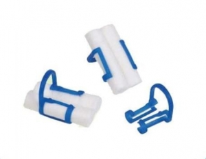 China dental cotton roll holder on sale