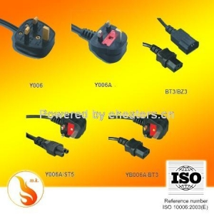 China UK- BS Power Cords on sale