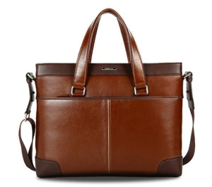 China wholesale men leather briefcase on sale