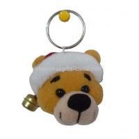 China Christmas Ornament --Bear With Christmas Hat on sale