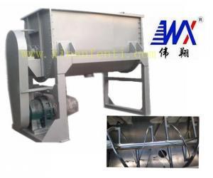 China Mixer series WLDH ribbon mixer on sale